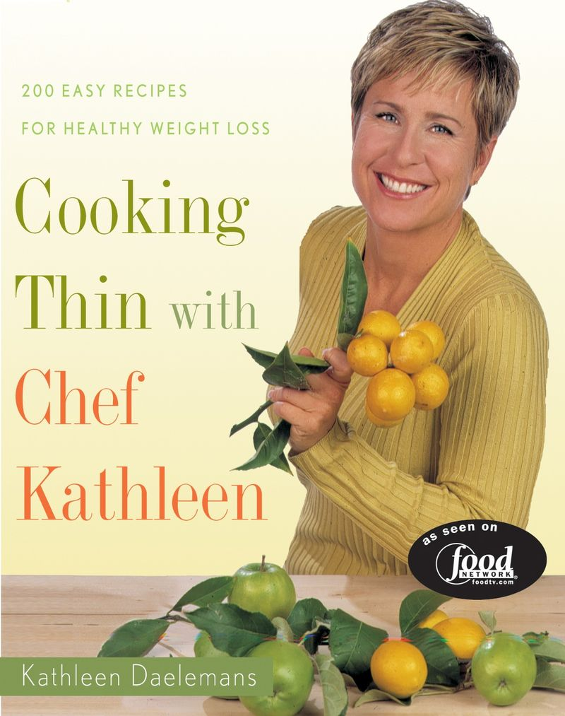 Cooking Thin, Cook Yourself Thin, Food Network